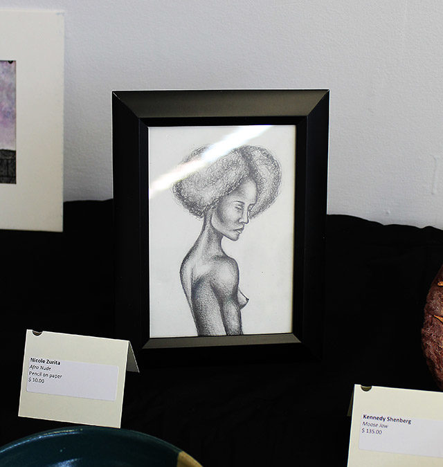 Afro Nude