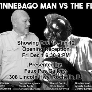 Winnebago Man vs the Fly